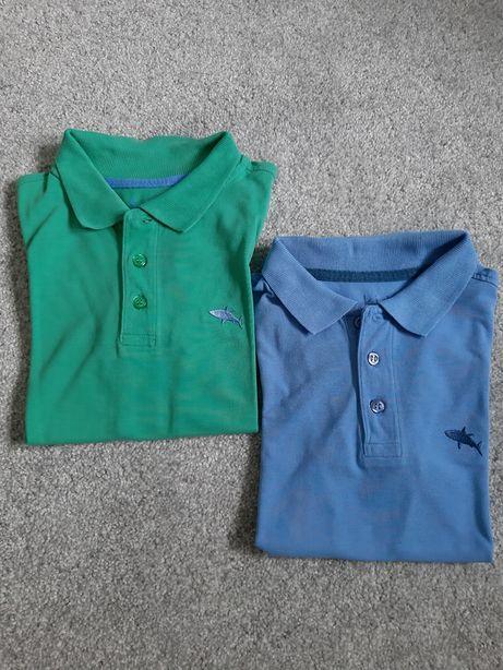 Dwupak polówka koszulka Tchibo 122/128