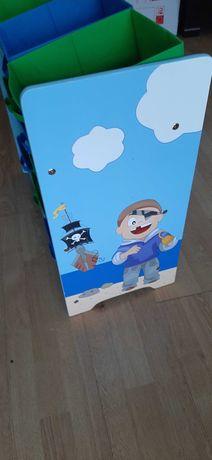 Połka  stojąca dziecięca na zabawki