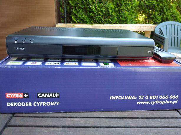 Dekoder cyfrowy HDTV Philips DSR 6201/91