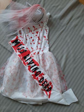 Sukienka karnawałowa Halloween
