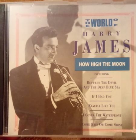 cd harry james