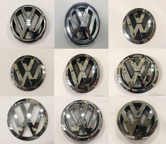 Эмблемы Volkswagen Passat Golf Caddy Polo Touareg Touran Tiguan Jetta