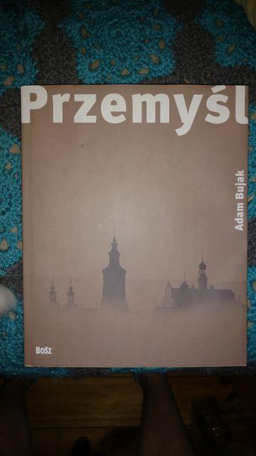 Prezent, nowy album książka Przemyśl, Adam Bujak