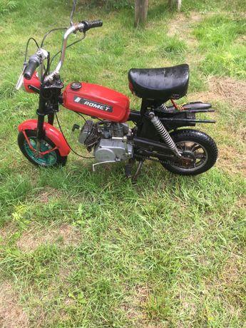 Sprzedam motorynkę