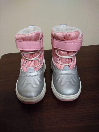 Buty zimowe 23 dla dziewczynki