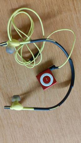 Sprzedam iPoda ze słuchawkami do biegania