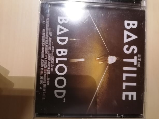 Bastille. Bad Blood. Płyta cd.