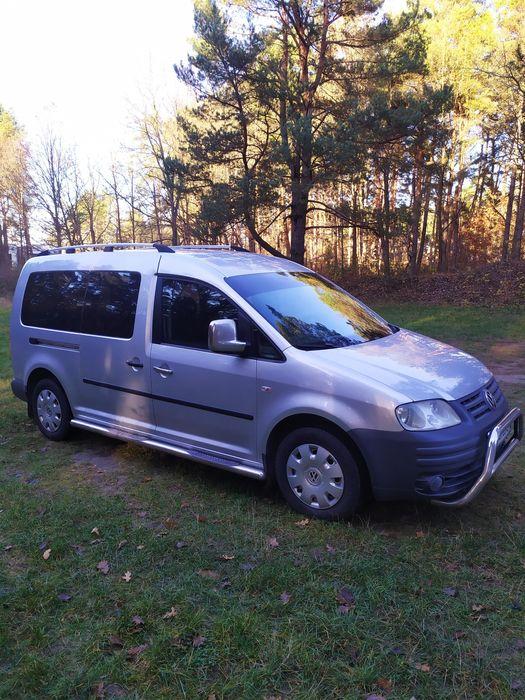 VW Caddy MAXI 7 сидінь Львов - изображение 1