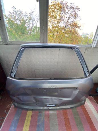 Стекло заднее, бампер задний, накладка на ляду, бампер, ляда Honda CRV