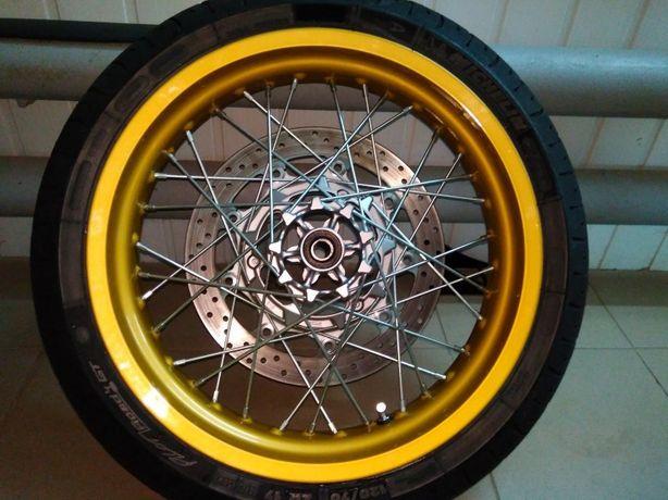 Реставрация колёс
