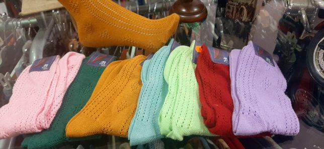 Lote de 135 pares de meias modelo vintage