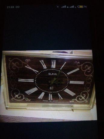 Продам часы чайка СССР