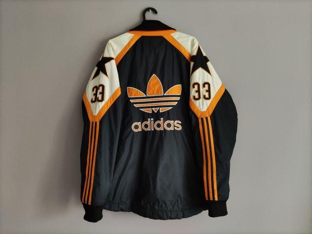 "Kurtka Vintage Adidas Rare Haft ""33 Star"" Bomber Zip"