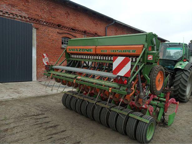Siewnik talerzowy Amazone D8 SUPER 3m Od rolnika!