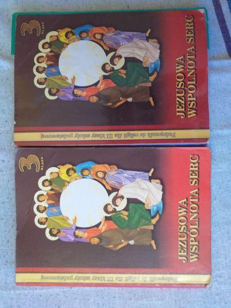 Książka do religii klasa 3