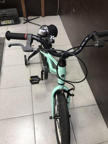 Велосипед детский Магнезиевый 16 от3х лет