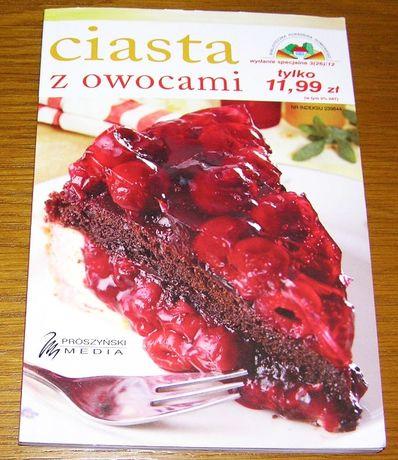 Książka - Ciasta z owocami