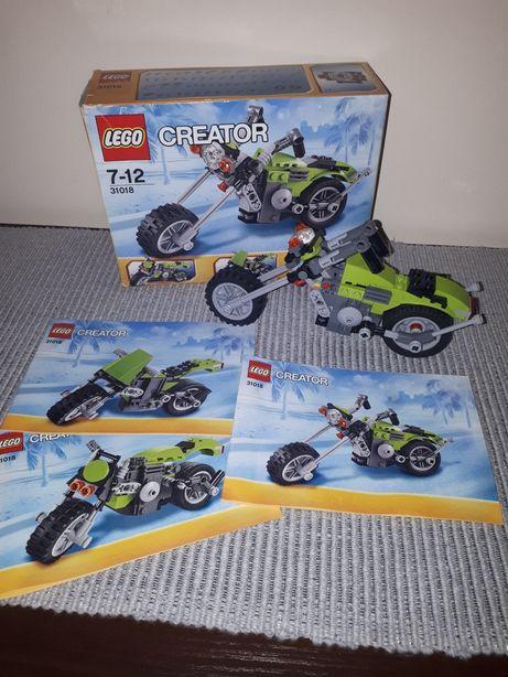 Lego Creator Zdobywca Autostrad 31018