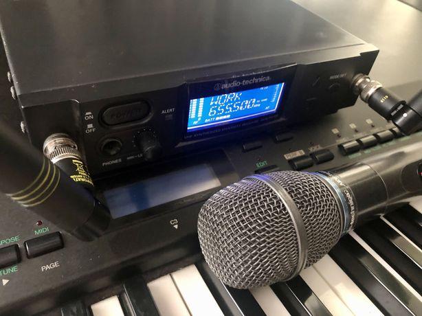 Радиомикрофон Audio-Technica AEW-R4100