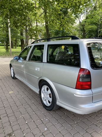 Opel vectra b 2002