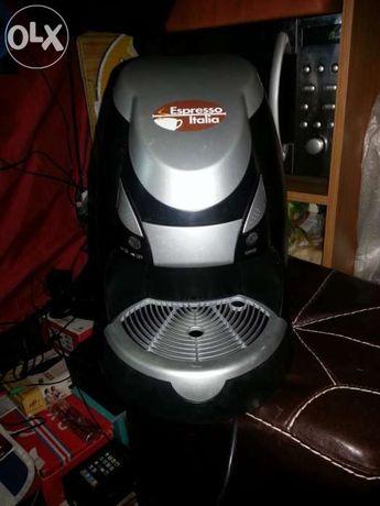 Expresso italia maquina de café capsolas
