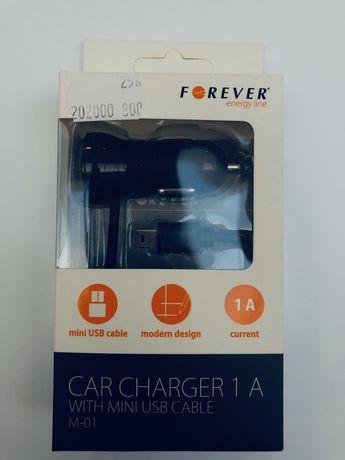 Ładowarka samochodowa 1 A mini USB Nawi tel LG NOKIA SAMSUNG