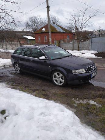 Audi A4 B6 2002.