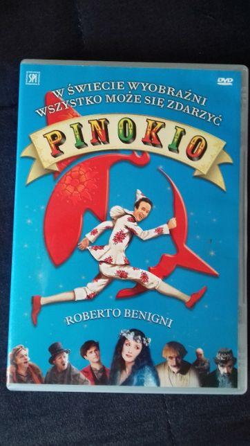 Pinokio, DVD