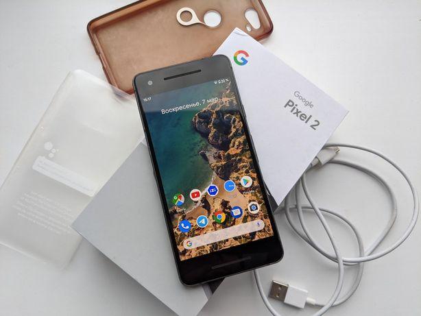 """Google Pixel 2 Идеал (4/64 ГБ) 5"""" FullHD Super Amoled."""