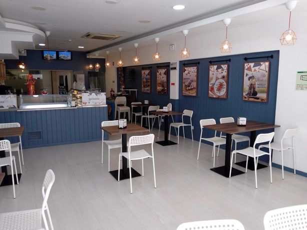 Trespasse Café  Centro da Cidade de Aveiro