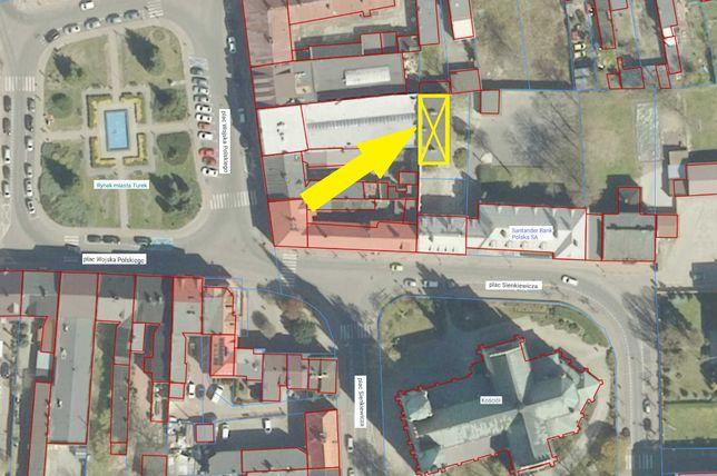 Lokal obok Rynku - na mieszkanie lub działalność