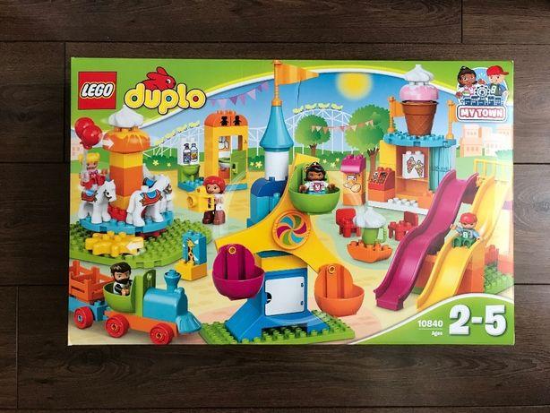 LEGO Duplo 10840 Duże wesołe miasteczko - NOWE
