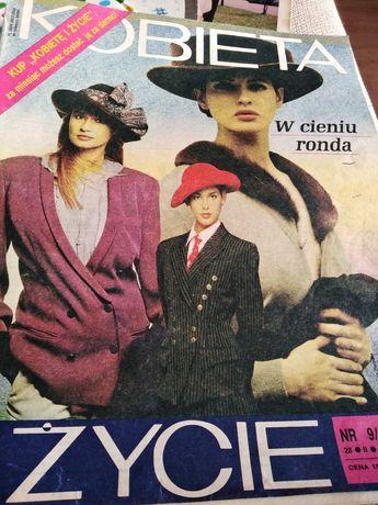 Kapelusze Reportaż Moda PRL-u