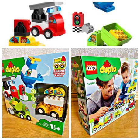 LEGO® DUPLO® Мои первые машины 10886 лего дупло