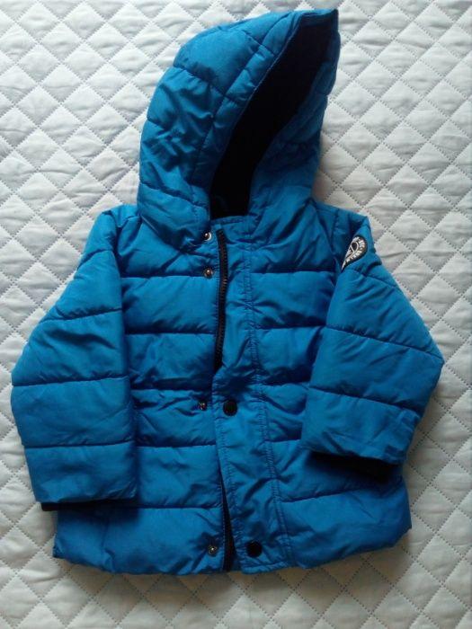 Kurtka zimowa dla chłopca, rozmiar 80. Jarocin - image 1
