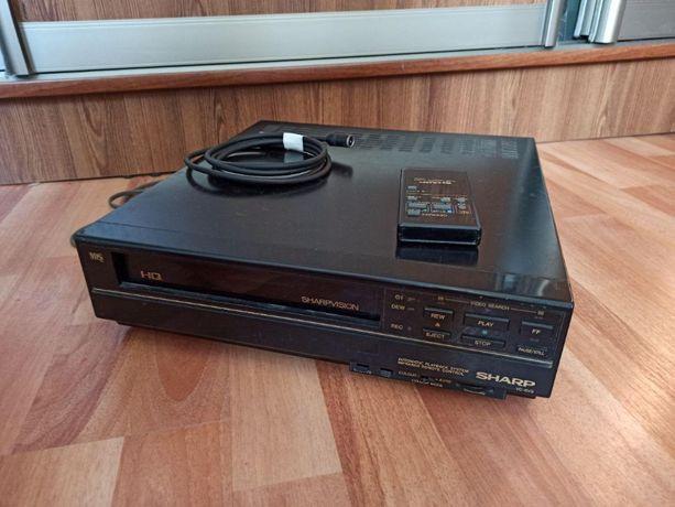 Видеомагнитафон SHARP VC-6V3dr. РАБОЧИЙ!!!