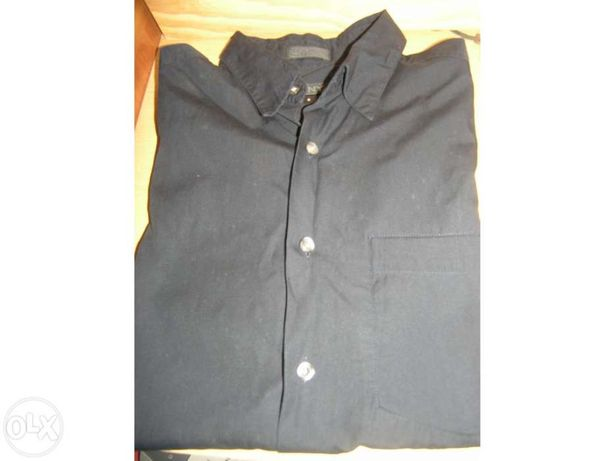 Camisa de homem da dkny tamanho s cm 800