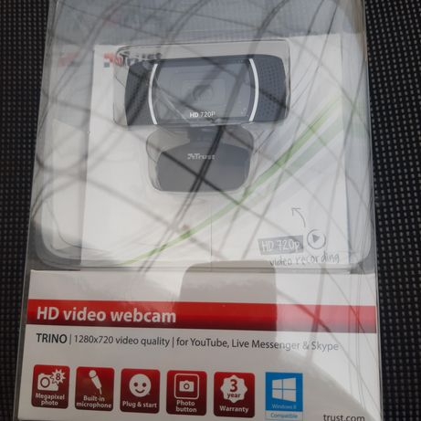 Hd video Web cam Trino
