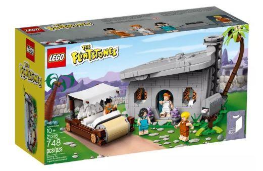 LEGO 21316 Flintstones The Flintstones