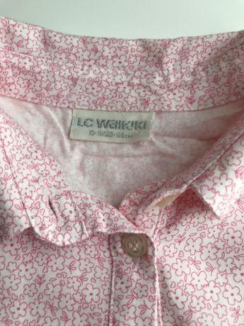 Школьная Рубашка блузка Waikiki 10-11 лет 140-146