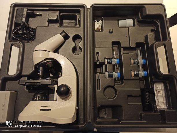 Mikroskop levenhuk orginalny