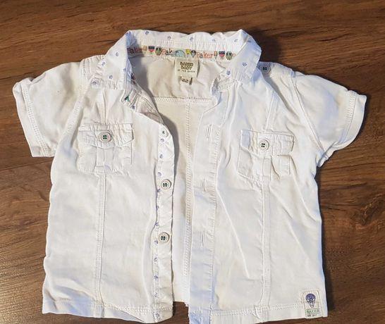 Koszulki z krótkim rękawkiem, rozmiar 74