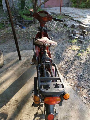 Продам электровелосипед Sky moto lama