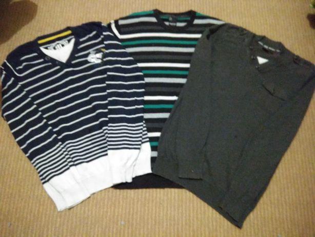 Продам мужские свитера:за все 120грн