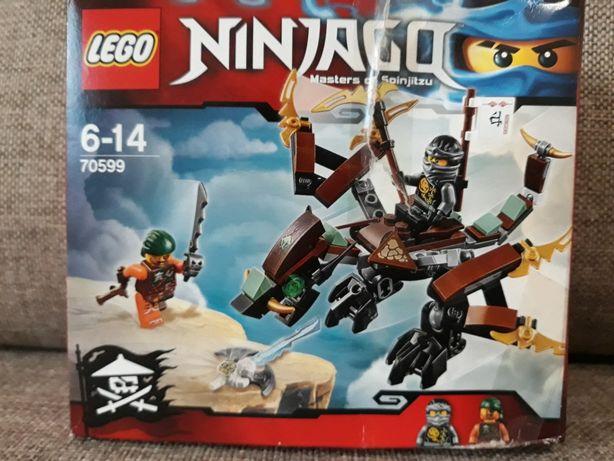 LEGO Ninjago Smok Cole'a 70599 UNIKAT jak Nowy
