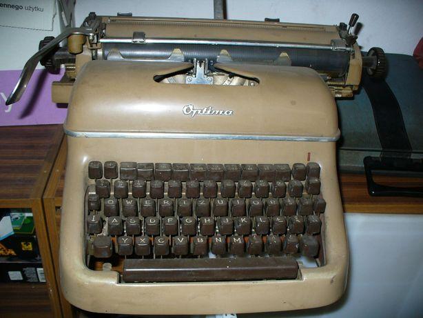 OPTIMA - maszyna do pisania