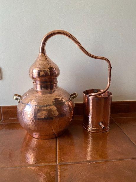Alambique em cobre Tradicional