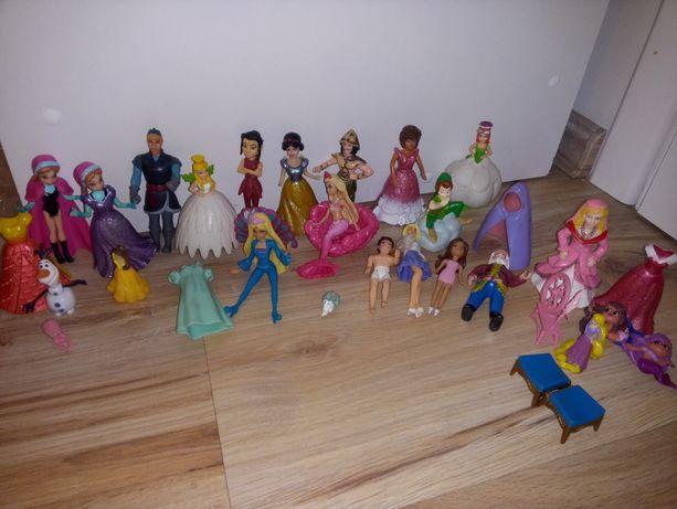 6  kolekcji figurek dla dziewczynki