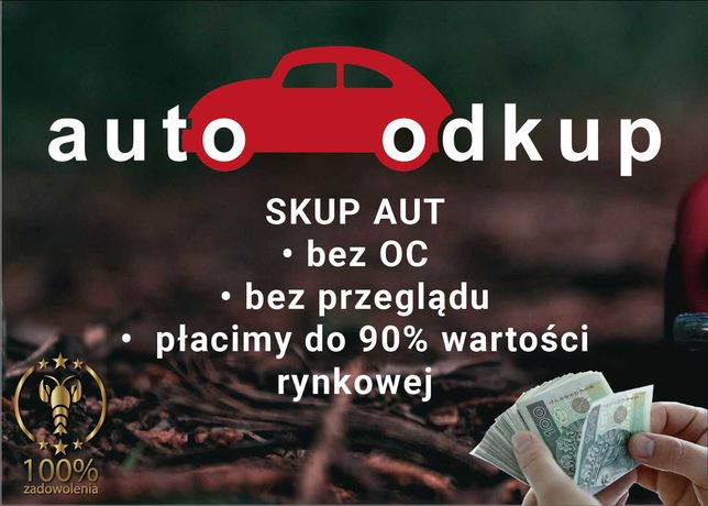 # Skup Aut # Skup Samochodów ** NAJLEPSZE CENY do 90%