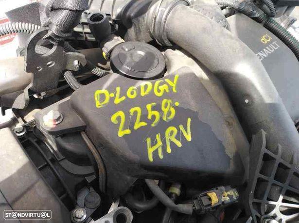 K9K846 Motor DACIA LODGY (JS_)